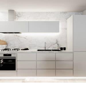 Rýchla montaz kuchyne do každej domácnosti